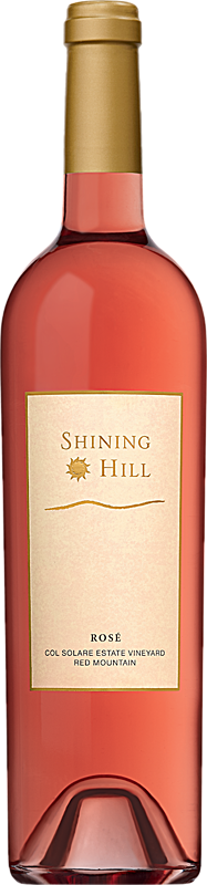Col Solare Shining Hill Rosé Red Mountain