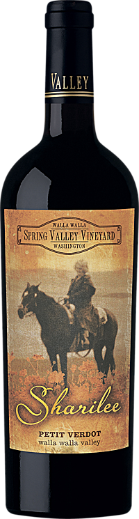 Spring Valley Vineyard 2011 Sharilee Petit Verdot Walla Walla Valley