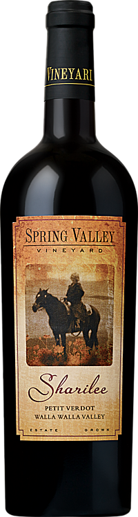 Spring Valley Vineyard Sharilee Petit Verdot Walla Walla Valley