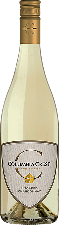 Columbia Crest 2012 Grand Estates Unoaked Chardonnay Washington State