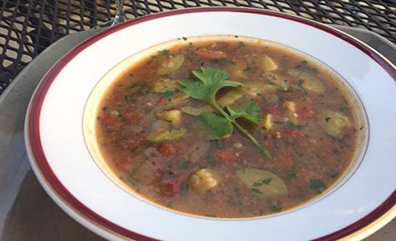 Lamb and Lentil Soup