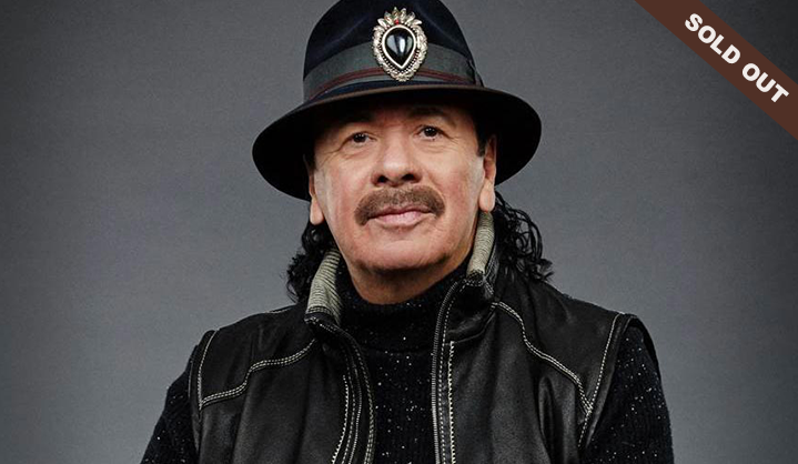 Santana - Sold Out
