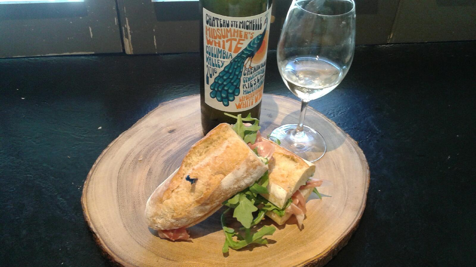 Chateau Picnic Sandwich