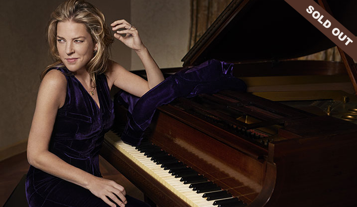 Diana Krall Sold Out