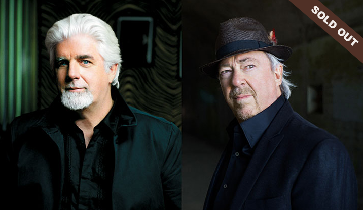 Michael MacDonald and Boz Scaggs Sold Out