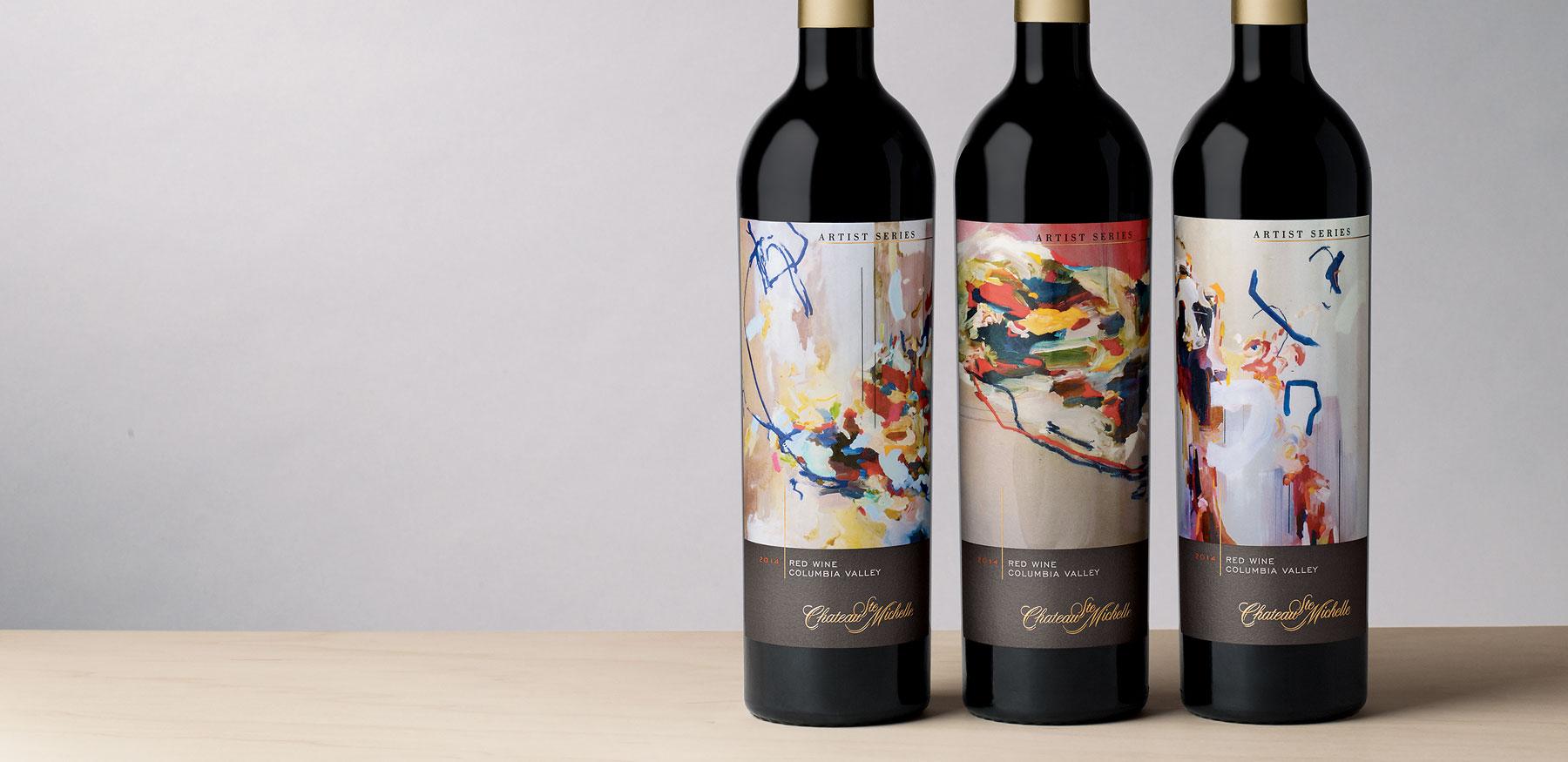 Artist Series Bottles