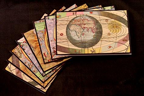 Cellarius notecards