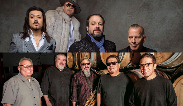 The Mavericks & Los Lobos