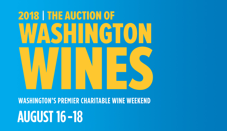 2018 Auction of Washington Wines