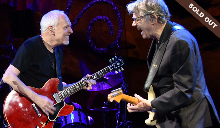 Steve Miller Band and Peter Frampton