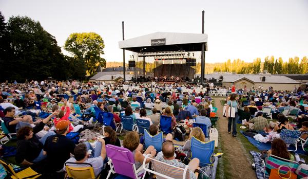Concert field