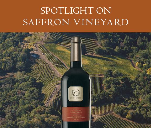 Saffron Vineyard Cabernet Sauvignon
