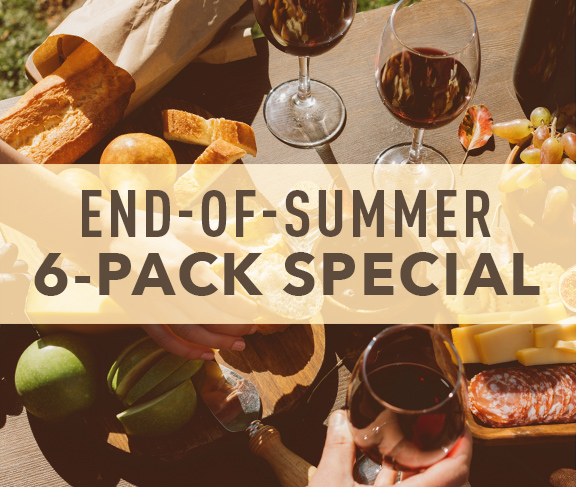 End of Summer 6-pack