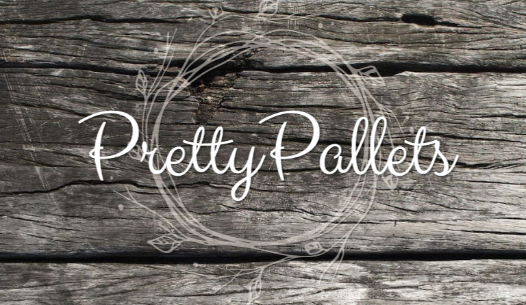 pretty pallets