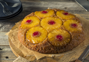 National Pineapple Upside Down Cake Day Image