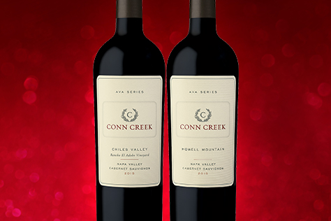 Rancho el Adobe Cabernet Sauvignon and Howell Mountain Cabernet Sauvignon