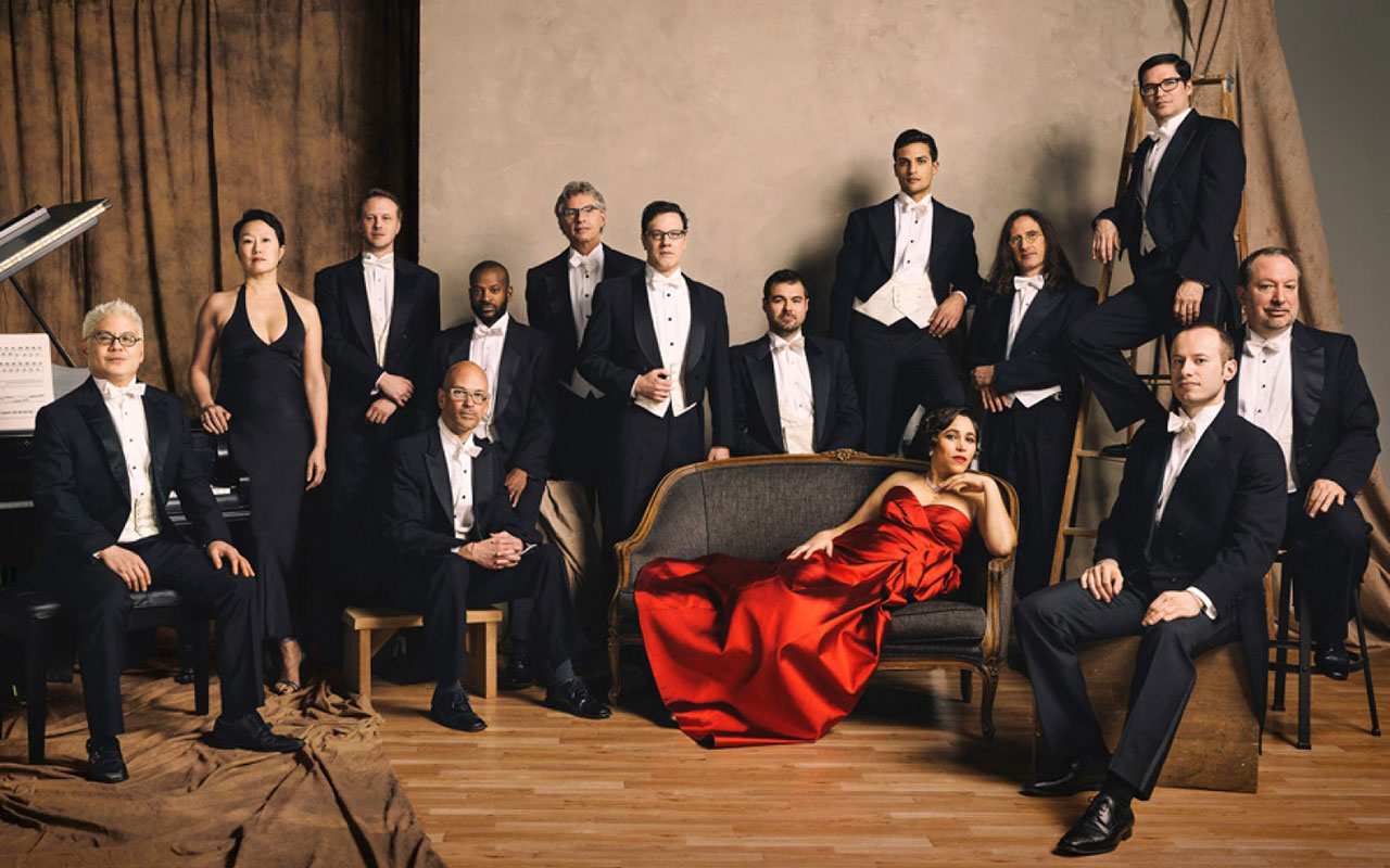 Pink Martini & China Forbes