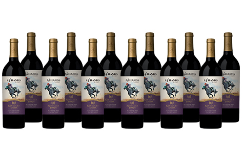 12 bottles of Derby Red wine Blend