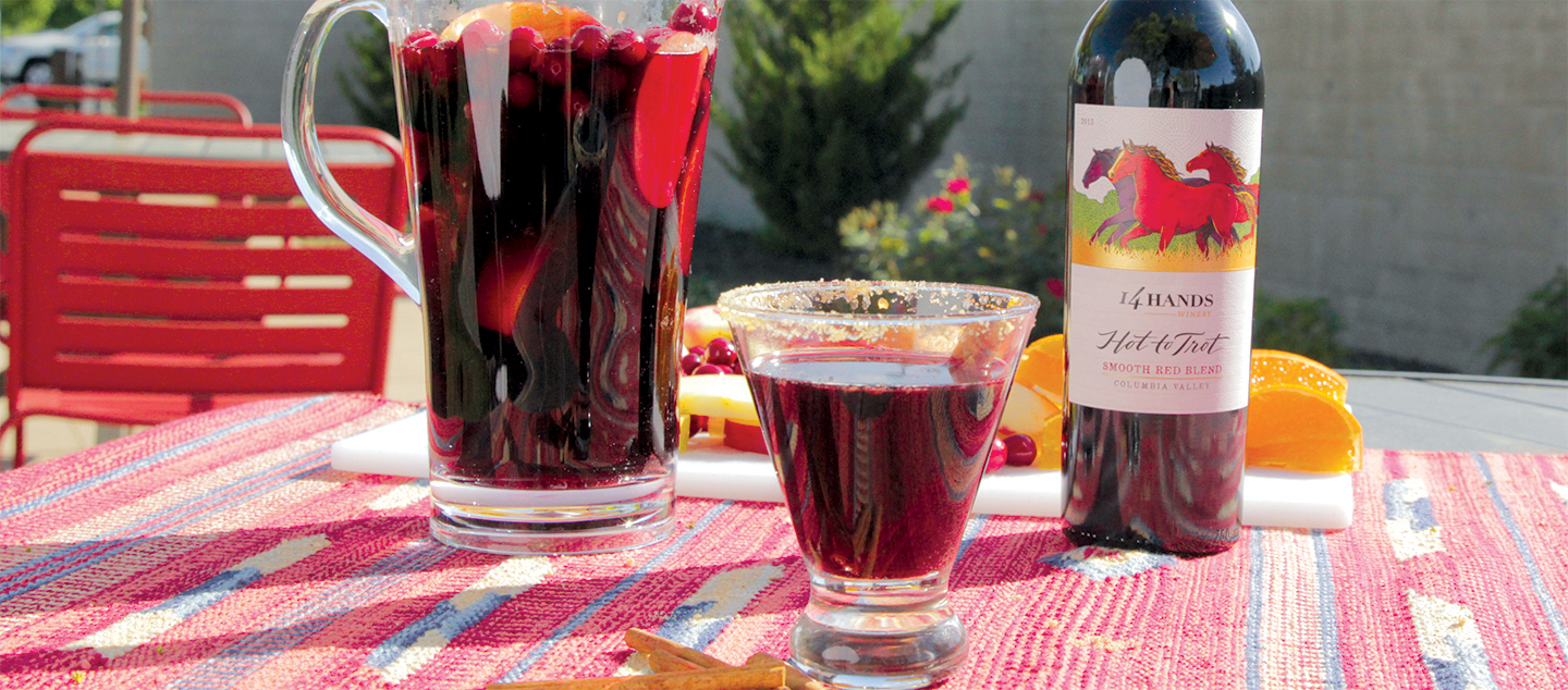 HOT TO TROT SANGRIA
