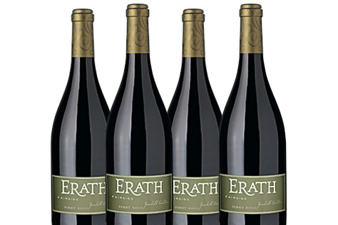 4 bottles of Fairsing Vineyard Pinot Noir