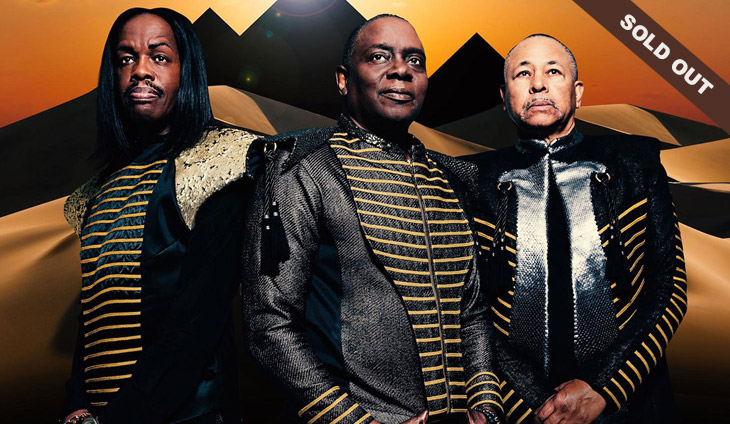 Earth, Wind & Fire - Sold Out