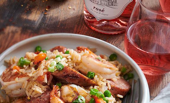 Cajun Style Rice Pilaf