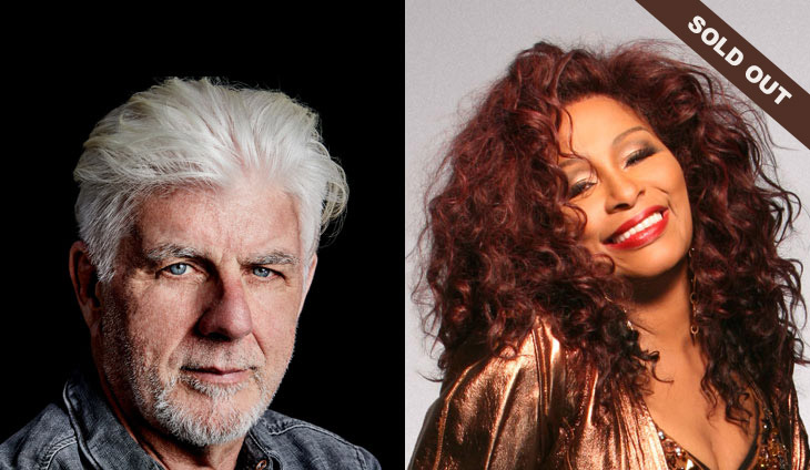 Michael McDonald and Chaka Khan - Sold Out