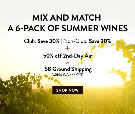 Mix & Match a Perfect 6-Pack