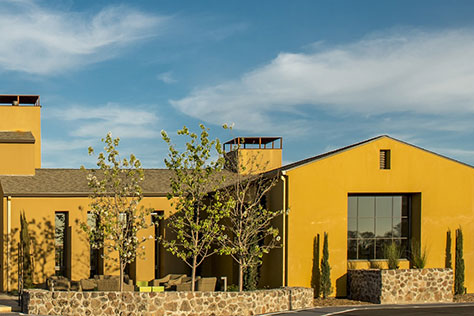 Front of Patz & Hall Winery