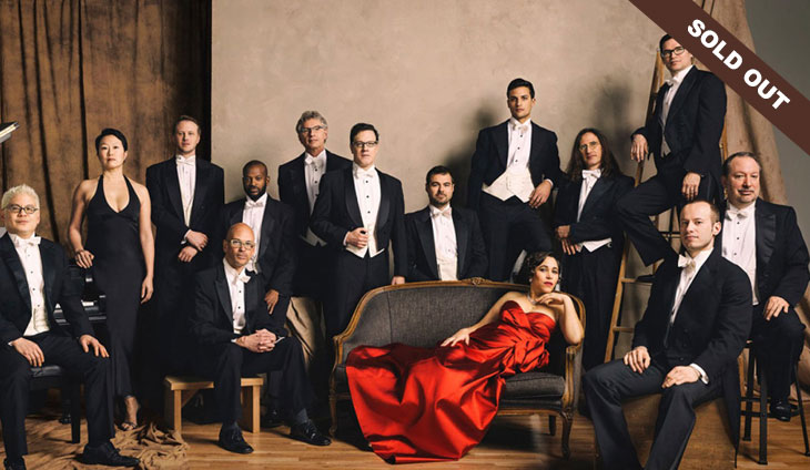 Pink Martini - Sold Out