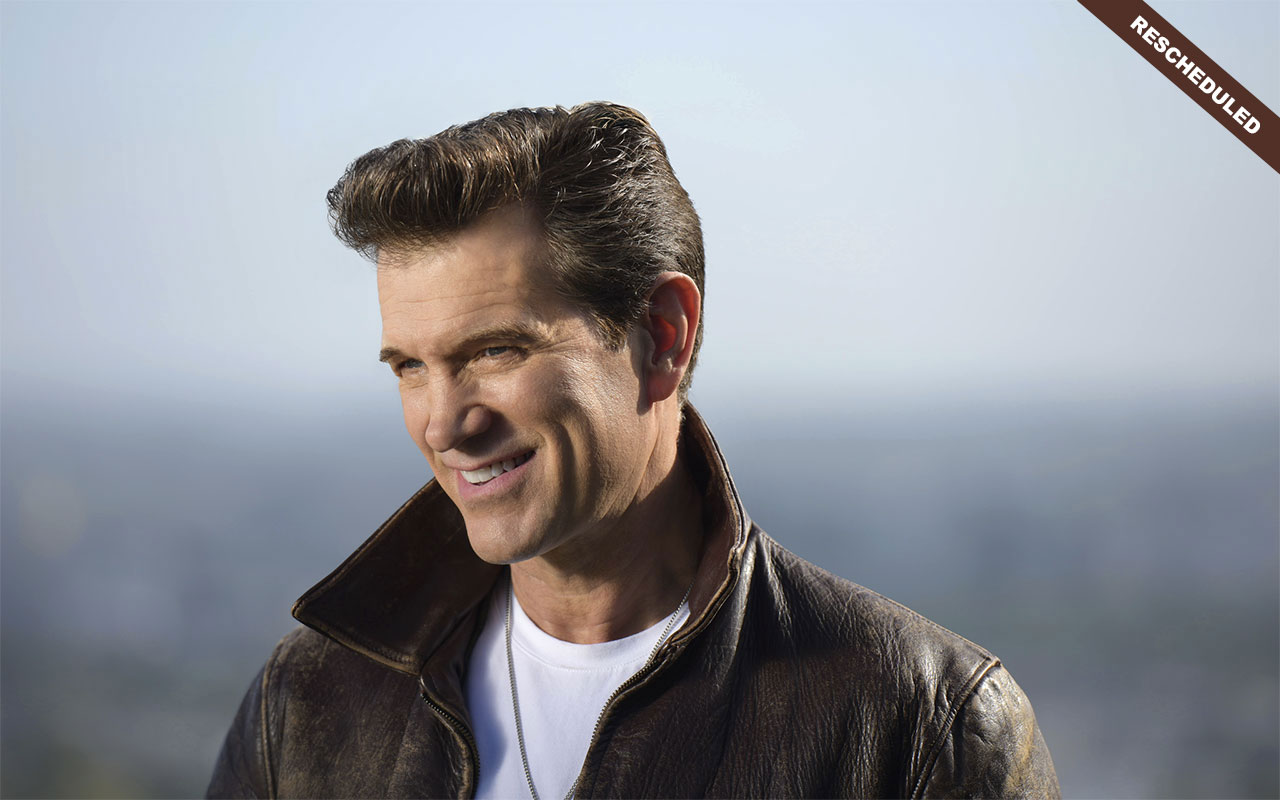 Chris Isaak Rescheduled