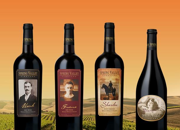 Spring Valley Vineyard Wines