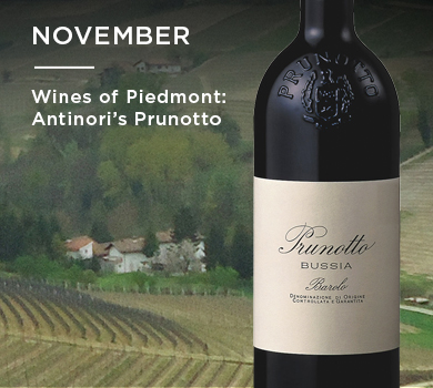 November: Prunotto