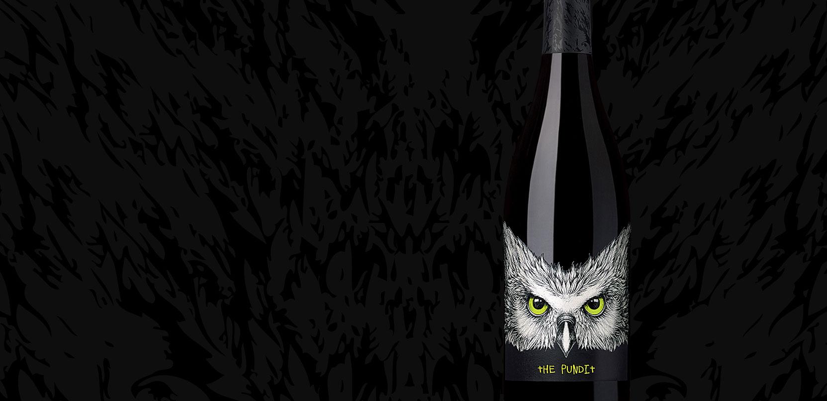 Tenet - Pundit Wine Bottle