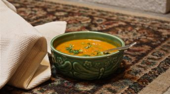 Hot & Sour Pumpkin Soup