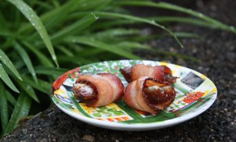Chorizo-Filled Dates