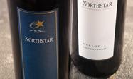Bottles of Northstar wine