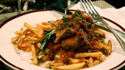 Braised Oxtail with French Fries & Aioli