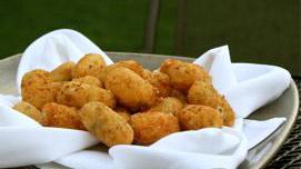 Camembert Croquettes