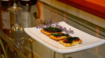 Asparagus & Tete de Moine Puff Pastry