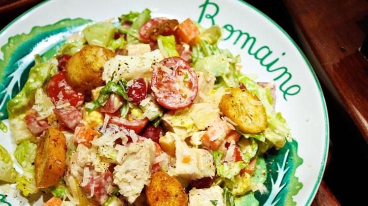 """Chateau """"Chop"""" Salad"""