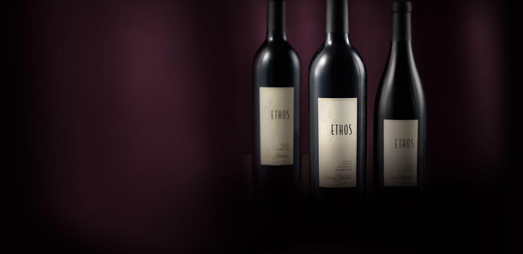 Ethos Wine Bottles