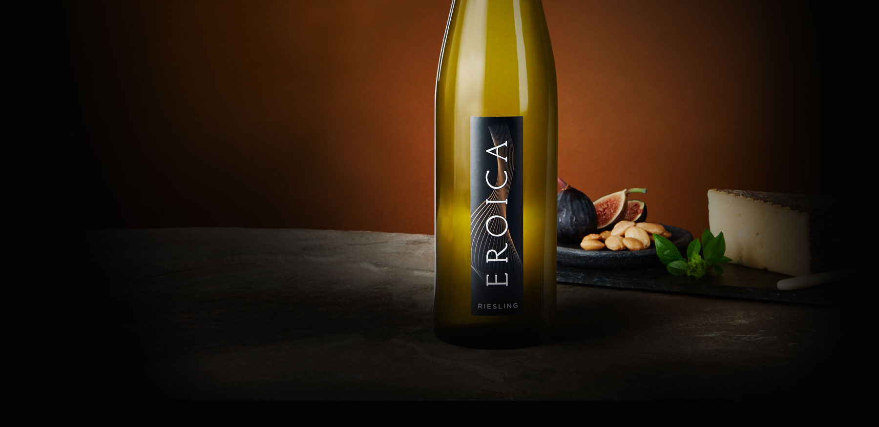 Eroica Riesling bottle