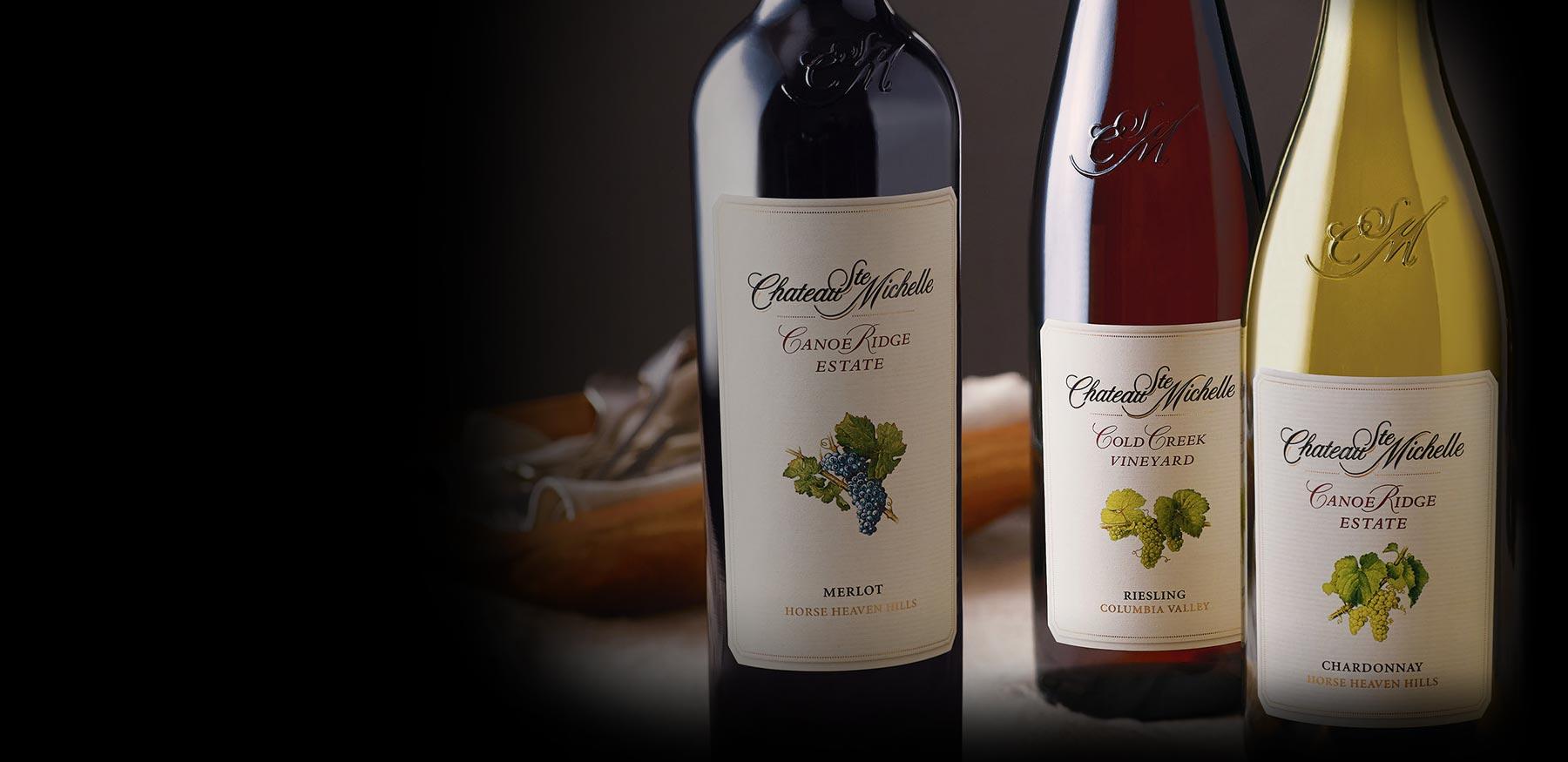 Single Vineyard Bottles