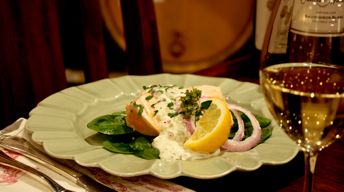 Poached Copper River King Salmon Recipes