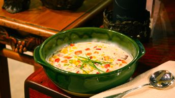 Corn & Yukon Gold Potato Chowder