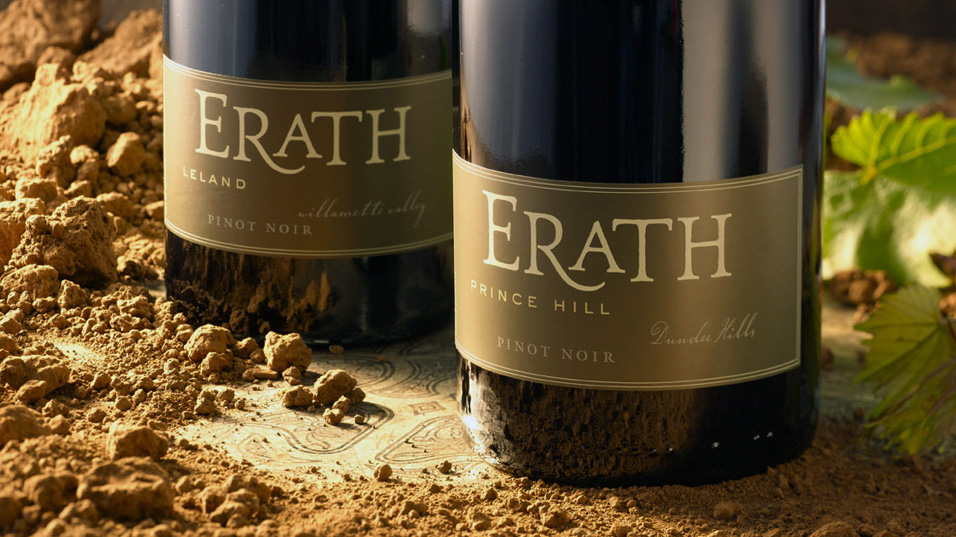 Erath - A Historic Winery in the Dundee Hills of Oregon